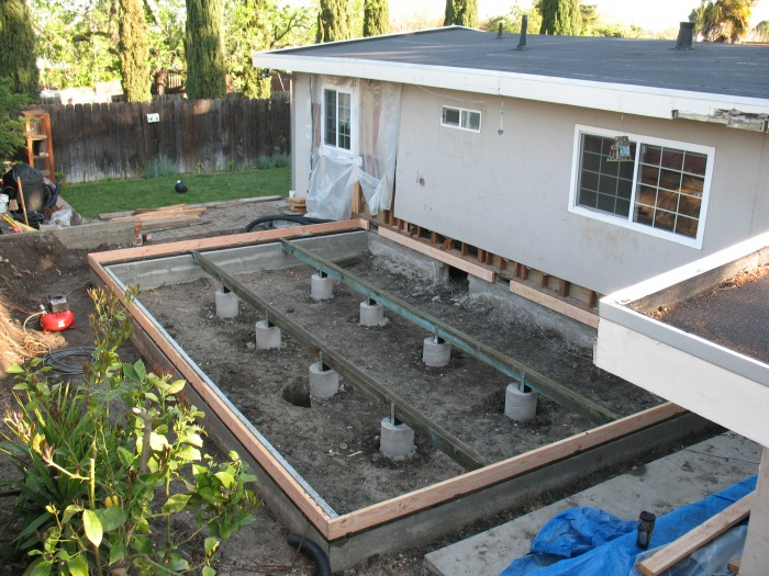 Excavation And Foundation Aaron Chapman Builders